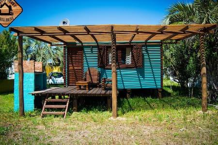Cabaña para 4 personas - Aguas Dulces - Casa