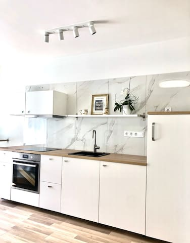 Brand new and stylish apartment in XIII district