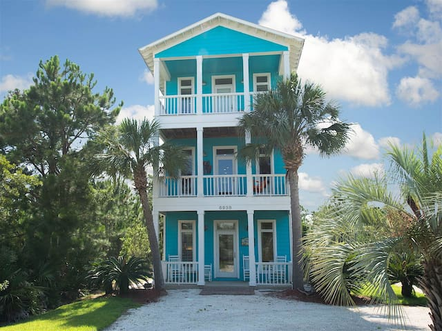 Adorable 2-Bed On Golf Course - Gulf Shores - Huis