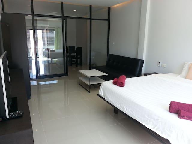 Home@Thongsala, Apartment 1 - Tambon Ko Pha-ngan - Apartamento