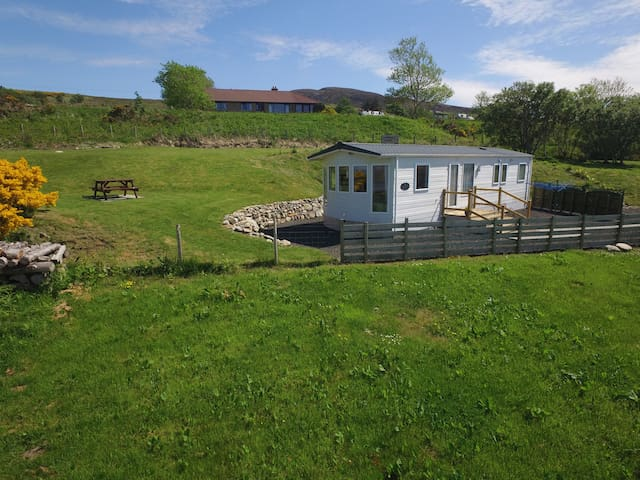 A Holiday accommodation Novar Tongue -NC 500 route