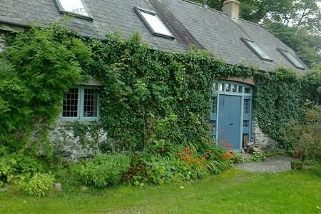 Relax in a beautifully converted 16th-century Barn - Carmarthenshire - 独立屋