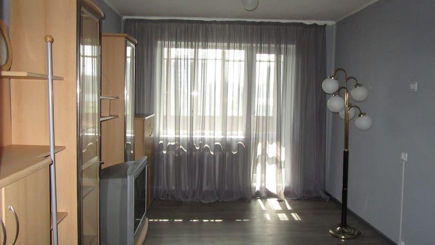 Двухкомнатная квартира в центре - Perm - Lejlighed