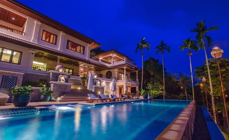 Villa5 Lakewood Hills Laguna Phuket - Talang - Villa