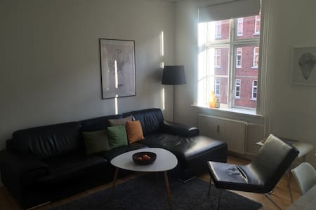 Sunny 2 rooms apartment  - Frederiksberg - Apartment
