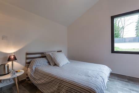 Chambre Salle de bain/entrée privée - Cognin - Bed & Breakfast
