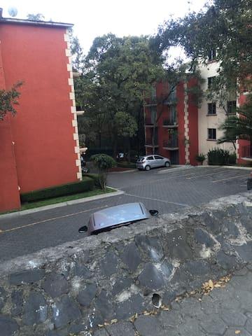Increíble depa a 10 mi de Santa fe - Naucalpan de Juárez - Wohnung