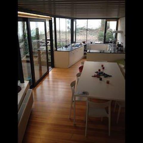 Amazing loft with charming terrasse - Ixelles - Loft
