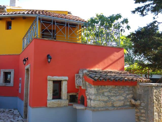 istrian stone house - Veliki Vareški - บ้าน