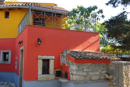 istrian stone house - Veliki Vareški - 獨棟