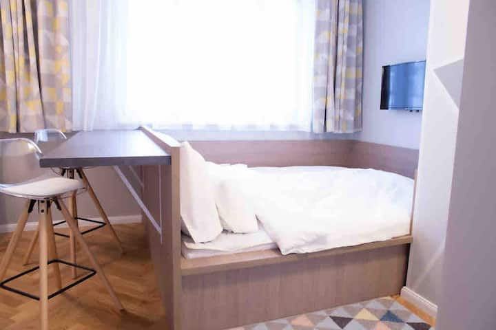 8 flats Pension Rose Zieglergasse Apartment 3