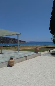 new home 50 metres from sea - Palaia Epidavros - Hus