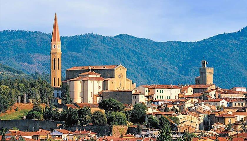 Stanza nel cuore di Arezzo - Arezzo - Appartement