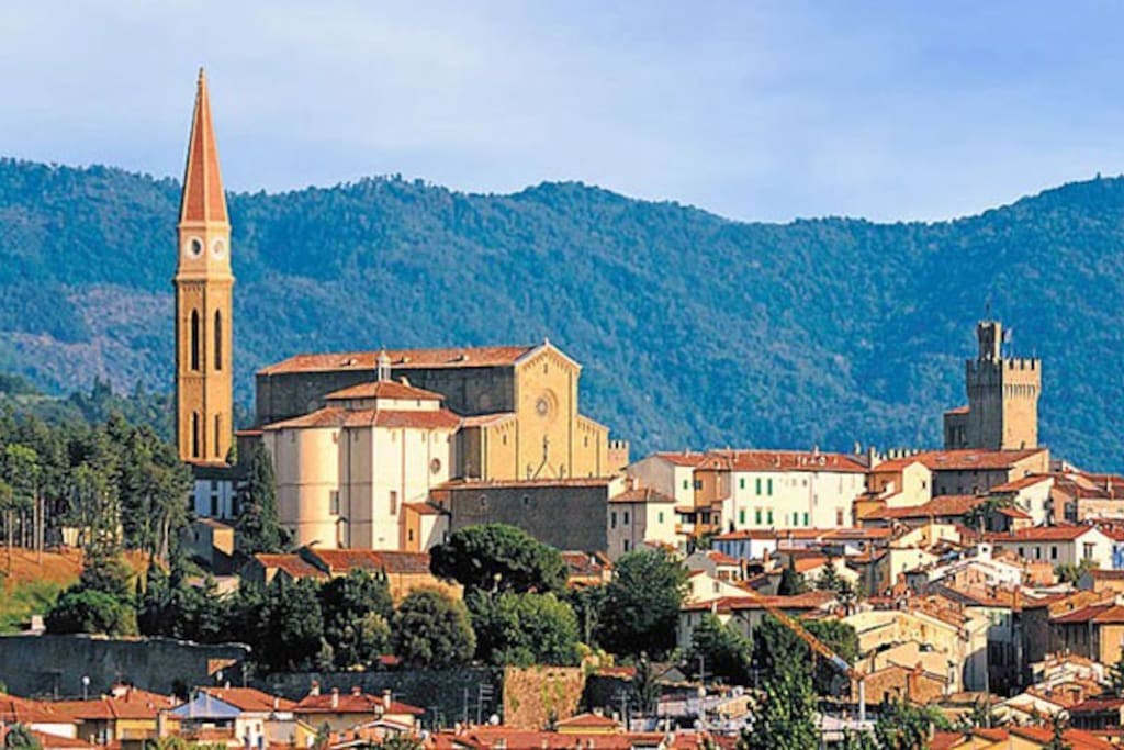 Per chi vuole alloggiare nel cuore di Arezzo fra storia e arte