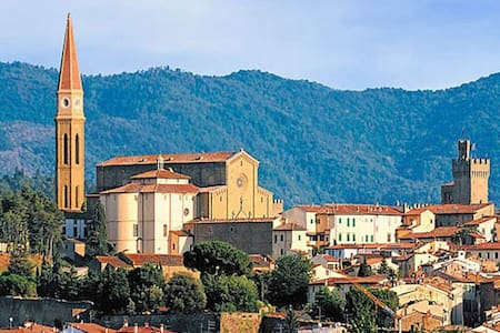 Stanza nel cuore di Arezzo - Arezzo - Wohnung