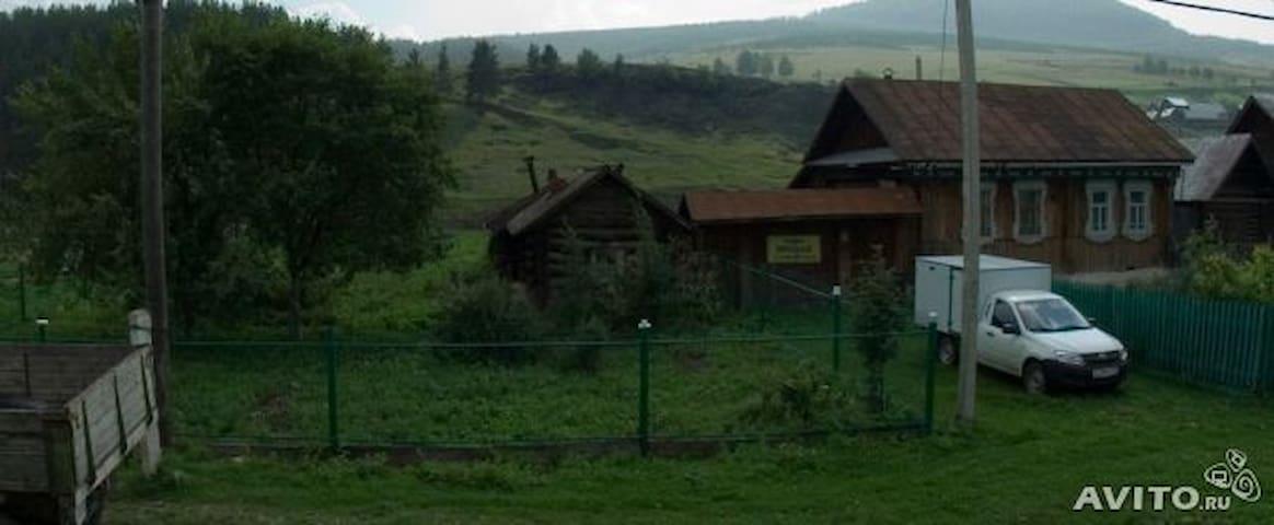 Дом в деревне Верхний Авзян (Кага) - Republic of Bashkortostan - House