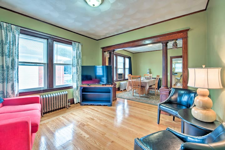 Federal Hill/Providence Apt Just 1 Mi to Downtown!