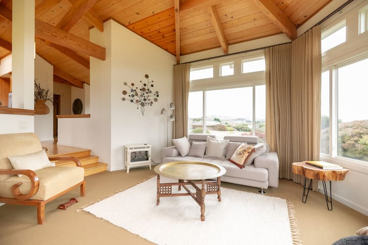 Quiet & Tranquil Seaside Bodega Bay Retreat