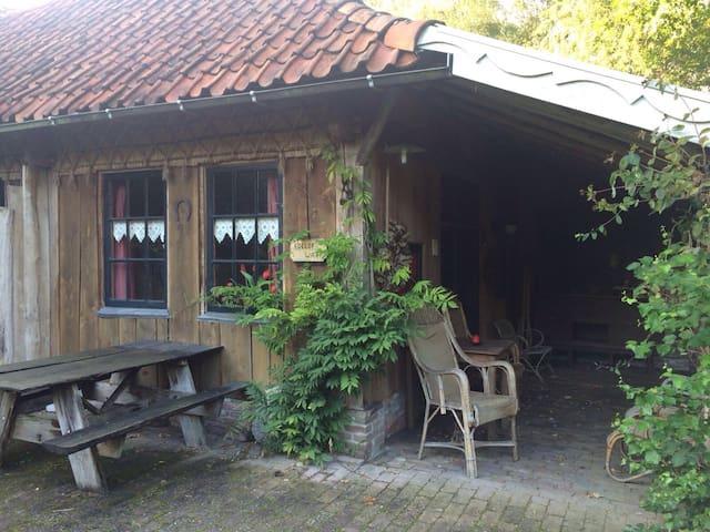 Roelof's Wark, knus huisje met ruime bedstee