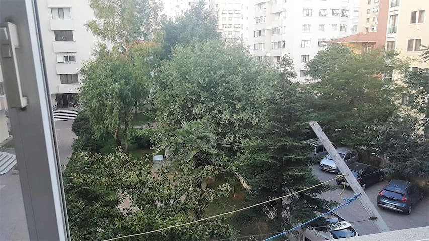 cozy room / close to bagdat cad and caddebostan - Kadıköy - Leilighet