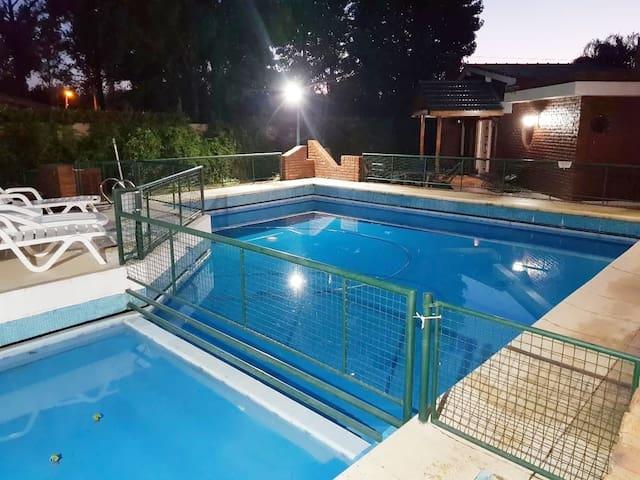 linda casa para desfrutar