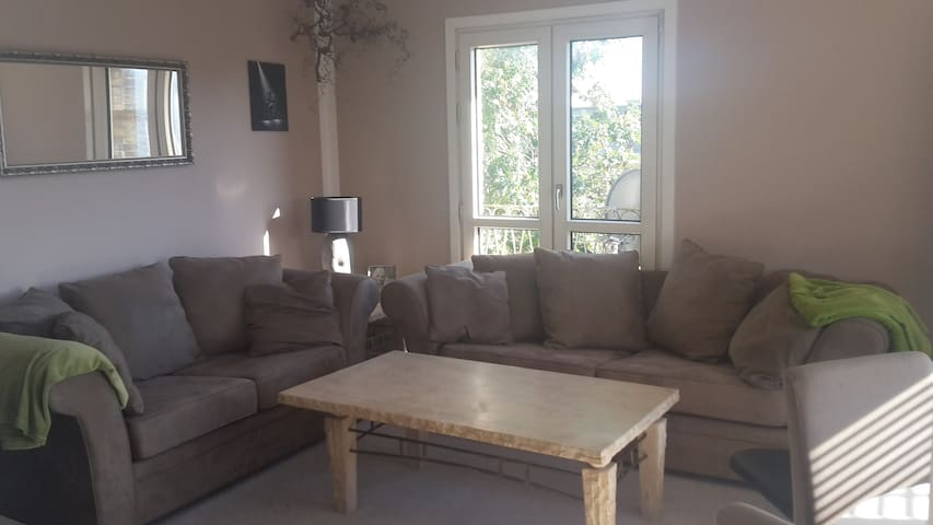 Large cheap apartment with good location near city
