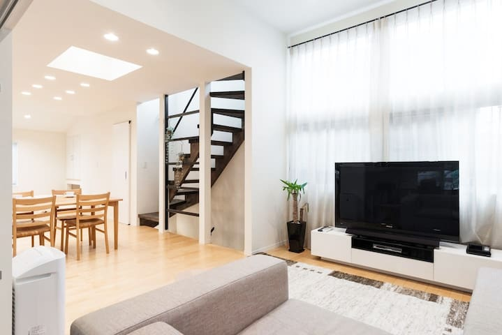 ☆Luxury New House/6 min to Shibuya☆