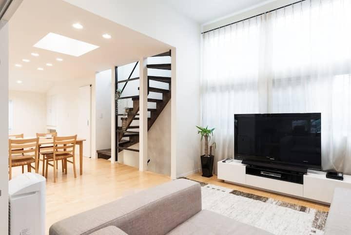 Luxury New House 6 min to Shibuya
