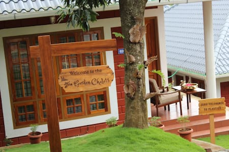Tea Garden Chalets Holiday Villas Chalet 2