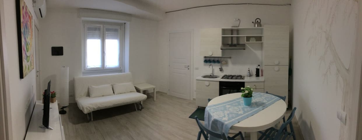Nonna Bianca house - appartamento TURCHESE