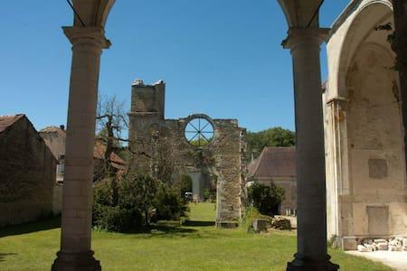 Abbaye de Septfontaines De grands espaces