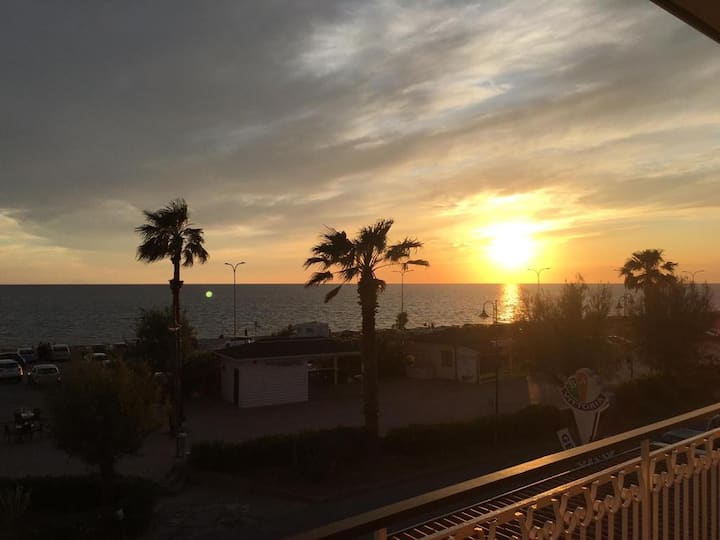 """Casa """"Paradiso"""" con vista a Falerna Marina"""