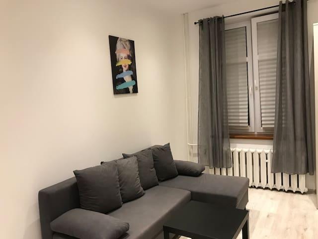 Apartment Katowice Moniuszki Street 12/7B