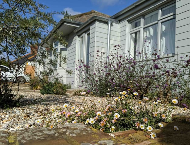 Entire Place - lovely house 1 min from great beach