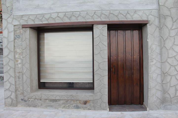 chmaala park, with internal kitchen