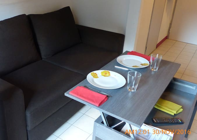 Studio centre ville Rouen - Rouen - Apartment