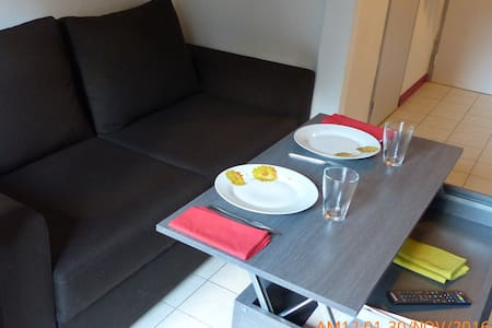 Studio centre ville Rouen - Rouen - Appartement