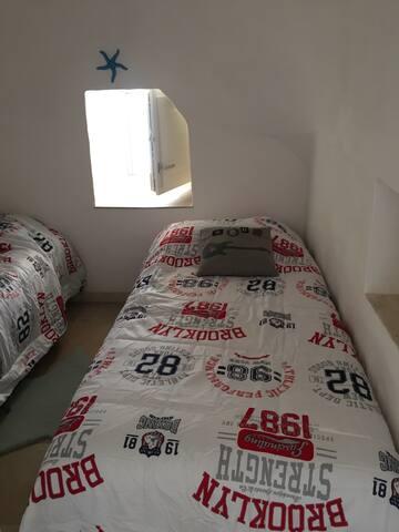 """Night house"" bedroom 3"