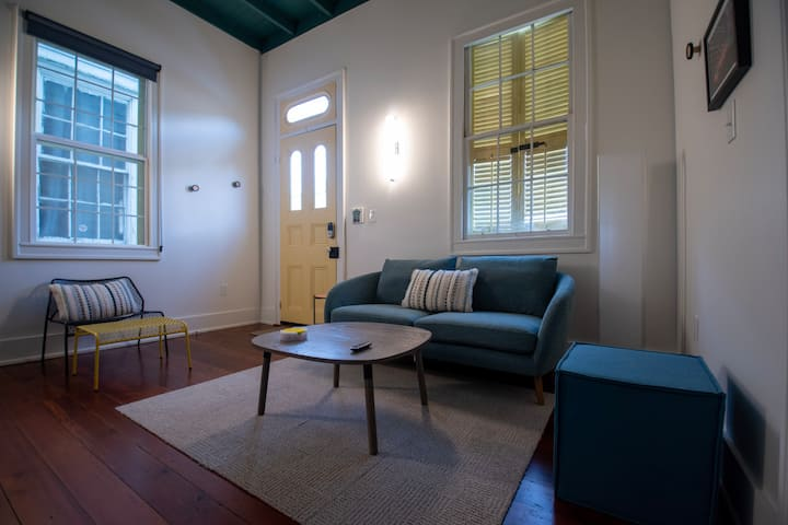 Modern Marigny Cottage