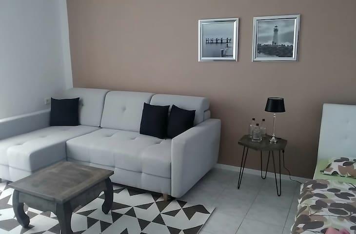 Slnečný apartmánový dom