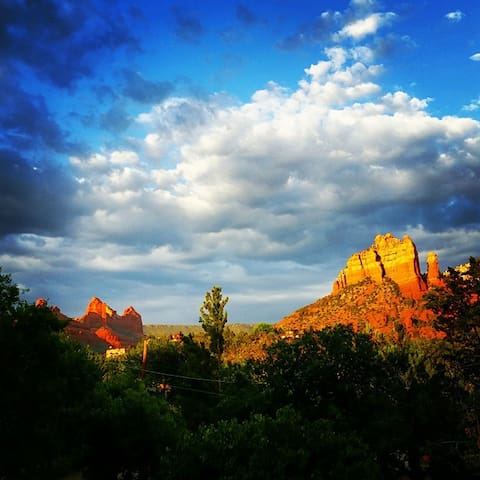 Sedona Nest-Cozy and Private - Sedona - Departamento