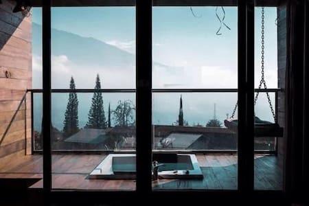 Cendana honeymoon suites 17b mountain view