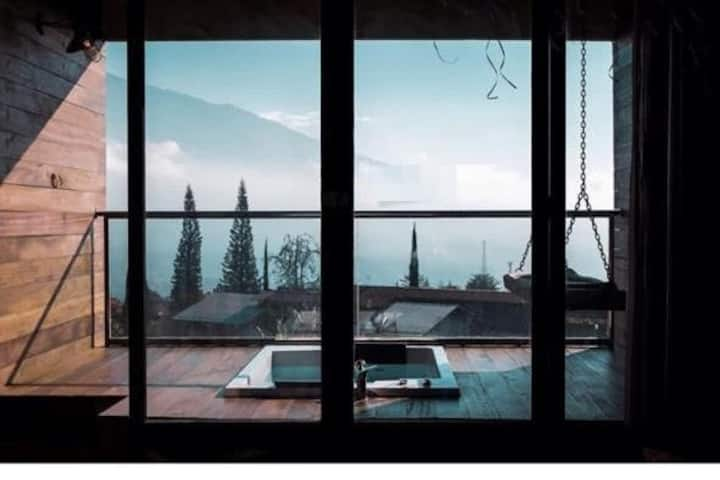 Cendana honeymoon suites 17b mountain view
