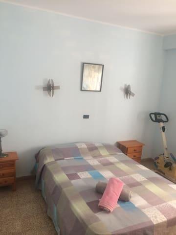 Apartamento Basico De 3H Al Lado De La Playa