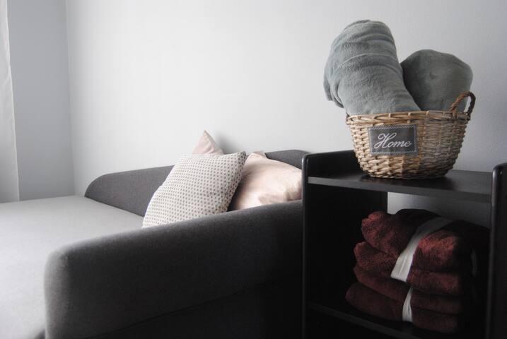 Vanagi apartament
