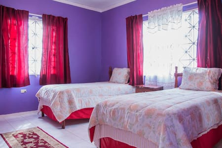 Balcony Ocean View/Steps Away From Beach/Portmore - Hellshire - House - 1