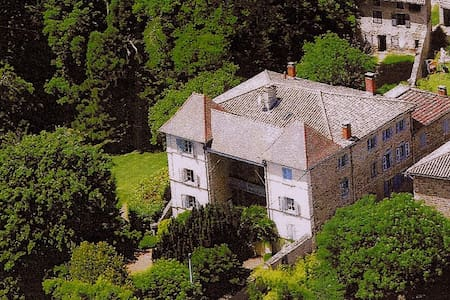 LES CHARRIERES --SUITE PIANO-- - Trambly - Penzion (B&B)