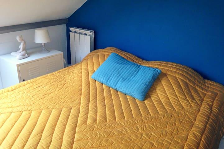 Chambre cosy à 10 mn centre de Nantes