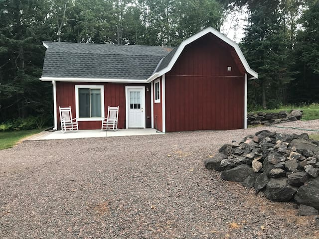 Brand New Red Cottage