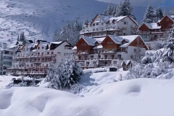 August Premium Ski Weeks Hotel Catedral Bariloche